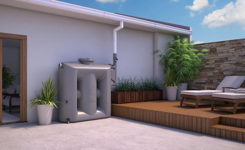 Sistema para Coleta de água de Chuva Ponte Alta do Tocantins - Sistema de Coleta de água da Chuva