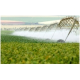 análise da água de irrigação Balsas