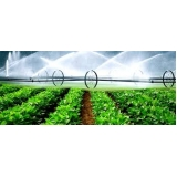 análise da água para irrigação cotar Gurupi