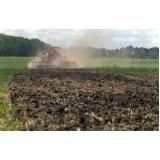 análise de fertilizante orgânico Niquelandia