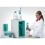 análise química da água orçar Jaraguá