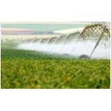 análises da água para irrigação Niquelandia