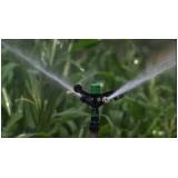 análise de água para irrigação laudo