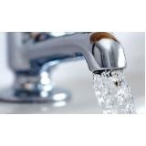 análise água potável para qualidade