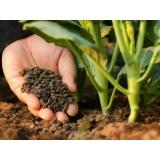 análise química de fertilizantes