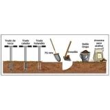 análise do solo