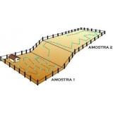 análises do solo rotina Alto Parnaíba