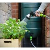 coleta de água da chuva sustentabilidade preço Unaí