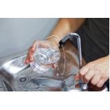 onde encontro análise água potável Correntina