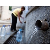 onde fazer análise físico química da água potável Parnaguá